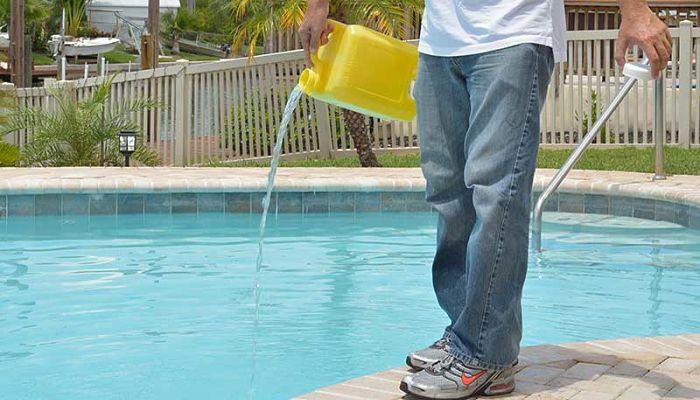 Qué es floculante para piscinas