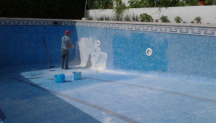 ¿Cuándo llenar la piscina después de lechada?