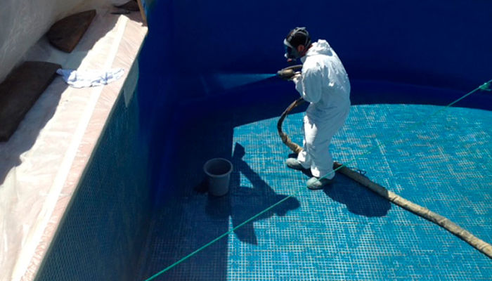 Cómo impermeabilizar una piscina