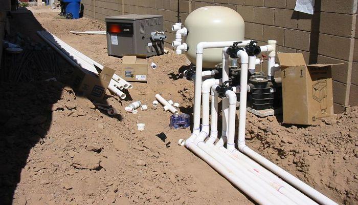 Cómo detectar fugas de agua en piscinas