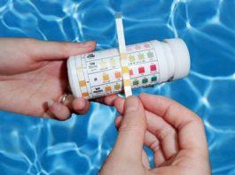 Medición del ph en el agua de tu piscina