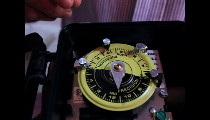 Cómo Programar un Reloj Temporizador de Piscina.