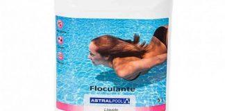 Como utilizar el floculante en la piscina