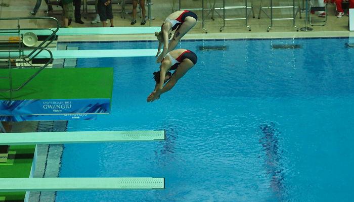 Deportes en equipo que se practican en piscina