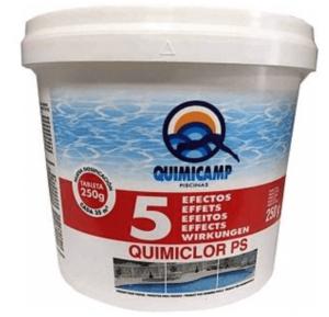 Cloro Antialga Quimicamp 201805