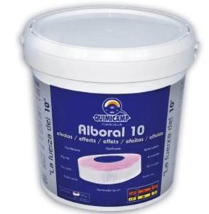 Producto Clorado Quimicamp Alboral 10