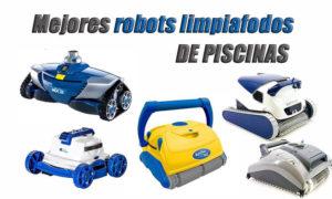 mejores robots limpiafondos de piscinas