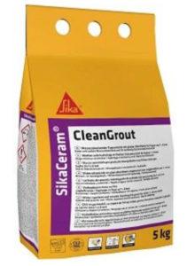 Lechada de Cemento SikaCeram CleanGrout