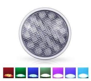 Luz LED para piscinas Roleadro
