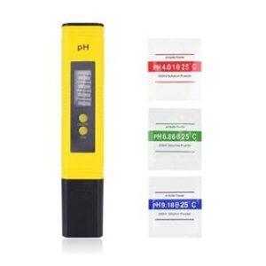 Medidor electrónico de PH Ulikey JH119