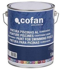 Pintura para Piscinas al Clorocaucho Cofan