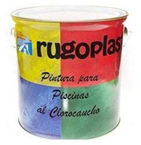 Pintura para Piscinas al Clorocaucho Rugoplast