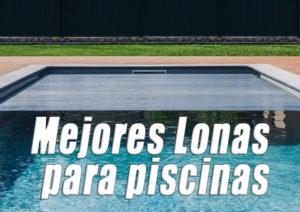 mejores lonas para piscinas
