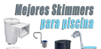 mejores skimmers para piscina