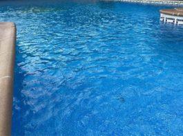 piscina sin depuradora y cloro